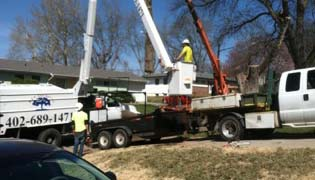 Omaha Tree Services